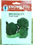 Benih Brokoli F1 Hijau Super 180 Butir
