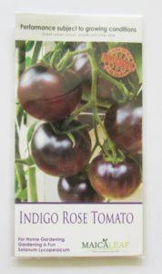 Benih Biji Tomat Ungu Indigo Rose 20 Butir